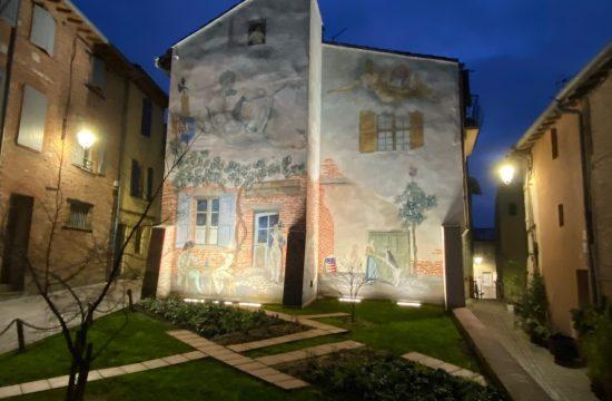 Fresque du Castelviel