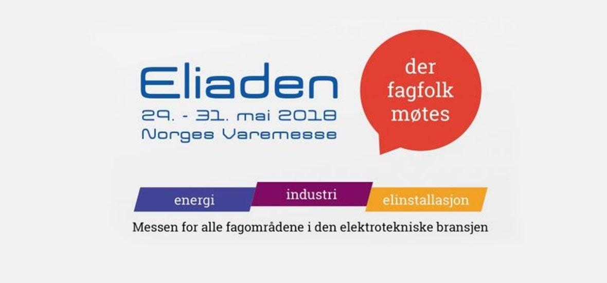 Norwegian Trade Fair Eliaden 29th - 31st May 2019