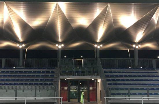 Le Stade d'Echenilly, France