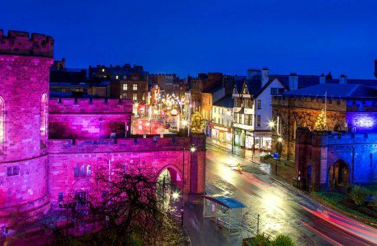 City of Carlisle, UK