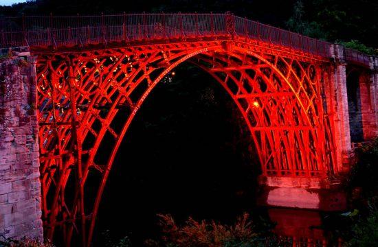 Iron Bridge, UK