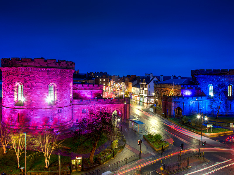 Carlisle Citadel Case Study